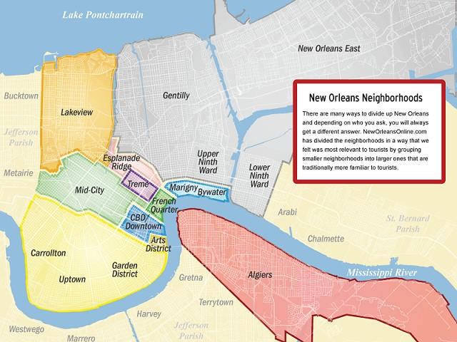 Etats Unis La Nouvelle Orleans Www Visite Usa Fr