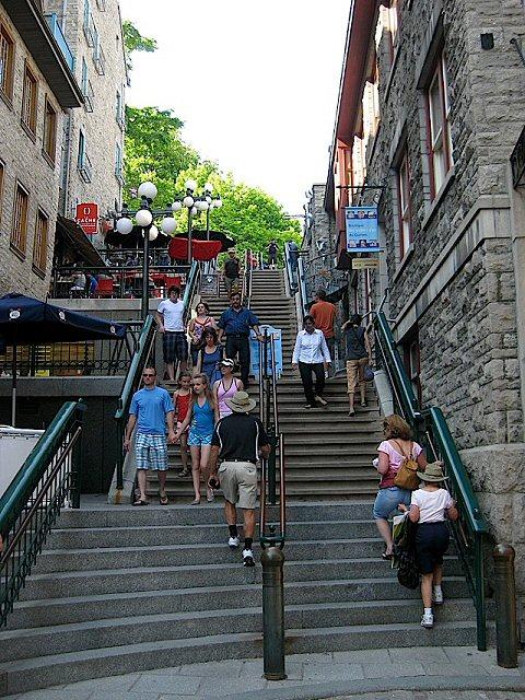 bloc incendie cages escaliers
