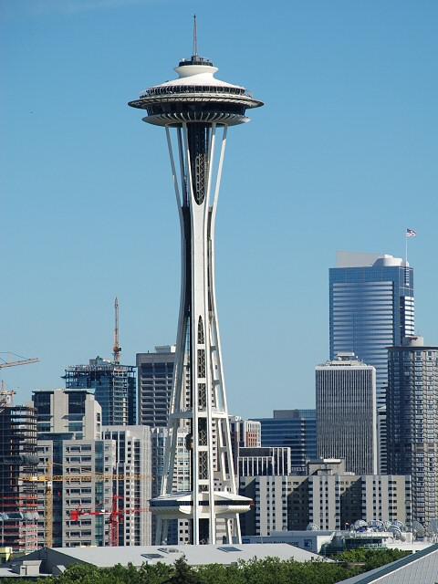Tour De Seattle Space Needle
